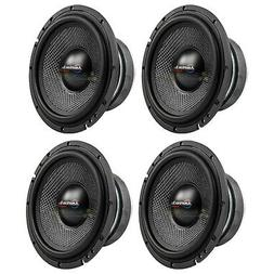 "American Bass VFL-65MB 6.5"" Midbass Car Speakers 4 Ohm 350W"
