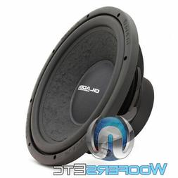 """GLADEN RS12 FREE AIR 12"""" 400W RMS 4-OHM SUBWOOFER CLEAN BASS"""
