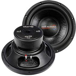American Bass Usa DX 124 800 Watt Max 4Ohm 12 Inch Subwoofer