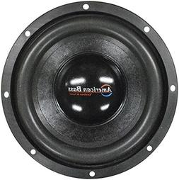 American Bass XD844 8 inch 600 Watts Subwoofer