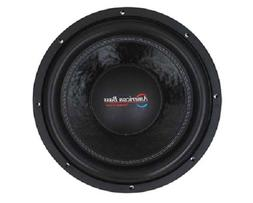 "New American Bass Xfl1022 10"" 2000 Watt Subwoofer Car Audio"