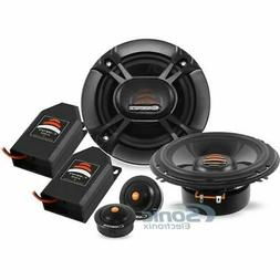 """Cadence XS6K Xenith Series 400W 6"""" 2-Way 4-Ohm Component Car"""